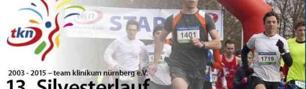 13. Silvesterlauf in Nürnberg