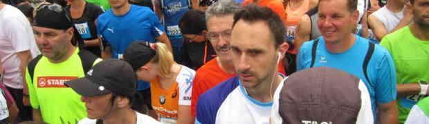 Metropolmarathonlauf am 21. Juni
