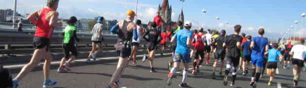 Wien - Halbmarathon - 23. April
