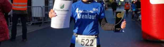 Dreikönigslauf in Kersbach 2020
